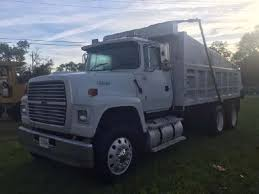 ford 8000 dump trucks equipment for equipmenttrader com 1995 ford l8000 in miami fl