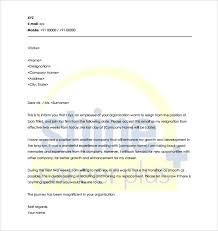 24 Notice Period Letter Templates Pdf Doc Free Premium Templates