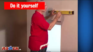Gardinenstange Anbringen Roller Do It Yourself Youtube
