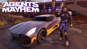 new car game releasesAgents of Mayhem New Trailer looks HARDER FASTER Including a