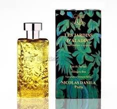 Parfums <b>Nicolas Danila Les Jardins</b> d'Aladin (2009): 7 Perfumes ...