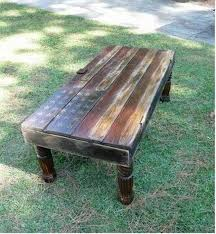 charming reclaimed wood coffee table diy and 16 diy coffee table projects diy joy