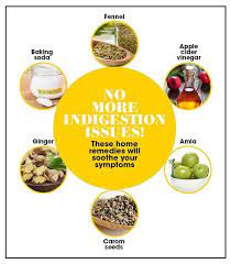 home remes for indigestion femina in