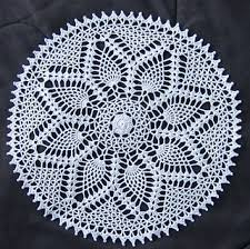 Oval Crochet Doily Patterns Free Best 48 Free Pineapple Crochet Doily Patterns You Would Love