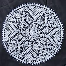Oval Crochet Doily Patterns Free Best 48 Free Pineapple Crochet Doily Patterns You Would Love