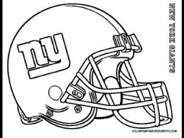Coloringbuddymike Football Helmet Coloring Pages Youtube