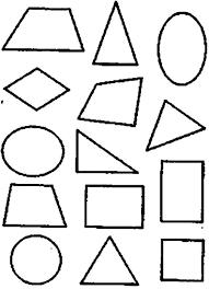 Disegni Con Figure Geometriche
