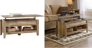 sauder coffee table furniture craftsman oak is on for 99 99 reg 189 99 at com