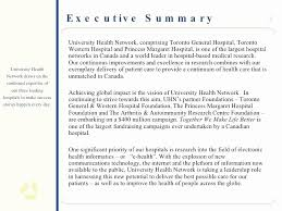 Executive Summary Sample For Proposal Executive Summary Proposal Example Pics 10 Proposal
