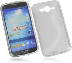 Samsung Galaxy Core LTE G386F Silikon ...
