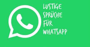 Coole Lustige Sprüche Für Whatsapp Freewarede