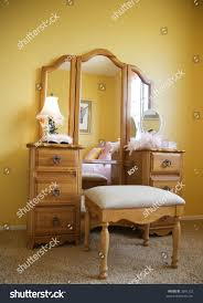 womens bedroom furniture. Womens Bedroom Furniture. Young Female Pretty Makeup Dresser And Stool Furniture S 0