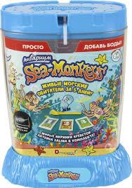 Аквариум 1toy <b>Sea</b>-<b>Monkeys</b> для выращивания ракообразных ...