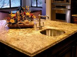 sleek stainless steel countertops
