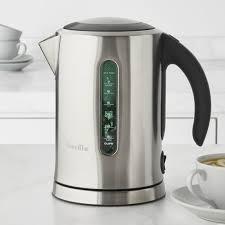 breville electric tea kettle. Delighful Electric Breville Soft Top Pure Tea Kettle In Electric O