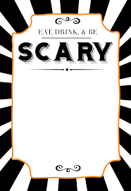 Blank Halloween Invitation Templates 001 Halloween Invitation Template Copy Free Blank Templates