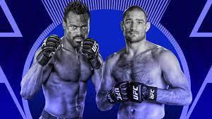 UFC viewers guide -- Uriah Hall, Sean ...