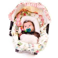 types of infant car seat covers