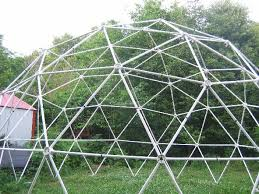 25 geodesic dome greenhouse kit for