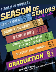 Year flyer illustrations & vectors. Sga Announces End Of Year Events For The Season Of Seniors The Eagle Eye