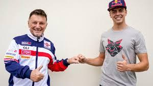 Moto2 | Ufficiale: Di Giannantonio con il team Gresini dal 2021
