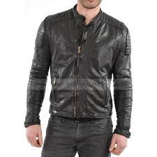 men s designer motorcycle new look black jacket zoom men s