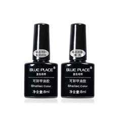 Beauty Women Soak Off Color Gel Nail Polish Top Coat Manicure Lacquer 8ml