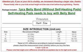 Belly Band Size Chart Belly Band Body Shaper Trainer Fajas Slimming Belt Postpartum Convenient Breathless Corset Cincher Girdle Tummy Shaperwear M02