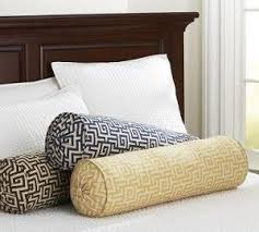 bed bolster pillow. Interesting Bolster Bolster Pillow Example Each Bed Would Have One Bolster On Bed S