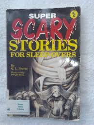 Super Scary Stories for Sleep-Overs: Q. L. Pearce: 9780843139150:  Amazon.com: Books
