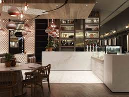 Interior Cotta Cafe Design by Mim Design Decoration Ideas