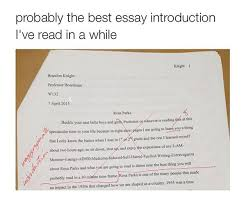 best essay ever the best essay ever