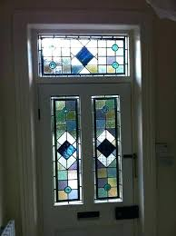 stained glass panels for front doors stained glass front door panels stained glass panels for front