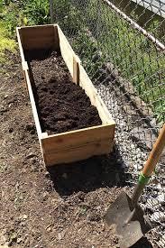 easy raised garden bed plans diy