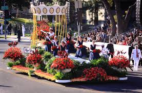 Rose Bowl Float Decorating Tournament of Roses float listing for 60 Rose Parade is here 58