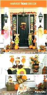 outdoor turkey decorations for thanksgiving