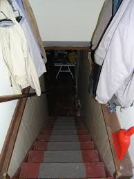 basement stairs looking down. Contemporary Down In The Dark Jacket Sleeves Seem To Reach Out And Grab You While Youu0027re  Making Your Way Down Creaky Stairs Throughout Basement Stairs Looking Down
