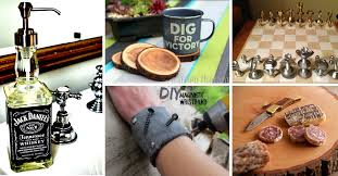 35 great diy gifts for men who love to be surprised cute diy projects