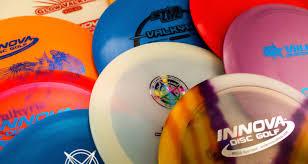 Innova Plastics Chart Plastic Types Overview Innova Disc Golf