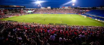 Toyota Stadium Football Seating Chart Toyota Stadium Seating Chart Map Seatgeek