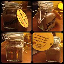 creative gift idea for a senior softball player depending on where they play infield or outfield