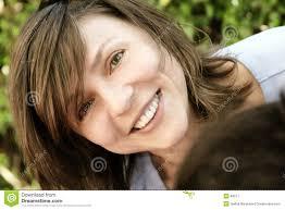 attractive mature woman in yellow blouse Stock Photo  Royalty Free     Mature woman enjoying a hot sauna