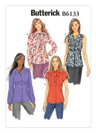 Mccalls Blouse Patterns
