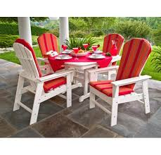 needle haystack furniture. polywood south beach dining set 5 piece furniture for patio needle haystack