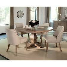 dining room beautiful round dining room table set for tables with parsons chairs pedestal