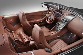 aston martin db9 convertible interior. q by aston martin dosed the db9 volante db9 convertible interior 6