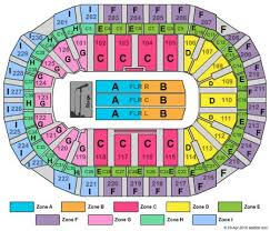 Xcel Energy Concert Seating Chart Map Of Xcel Energy Center Seating Amazon De Online Shop