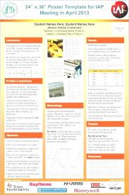 Powerpoint A3 Template Academic Poster Template Fresh Lean Templates