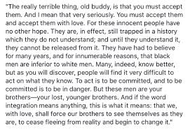 Danté Stewart Stew On Twitter This Quote From James Baldwin Has