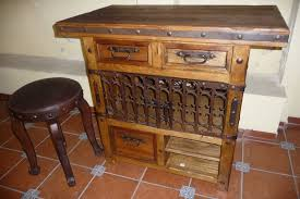 Rustic Portable Kitchen Island ALL ABOUT HOUSE DESIGN The Perfect